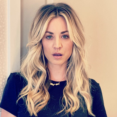 Kaley Cuoco: Now