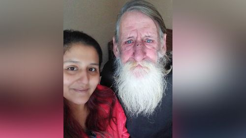Woman uses lottery win to help struggling homeless man