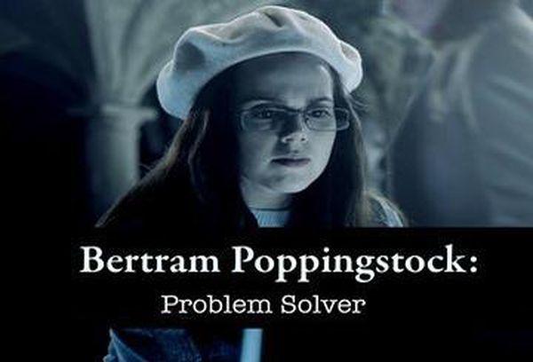 Bertram Poppingstock: Problem Solver