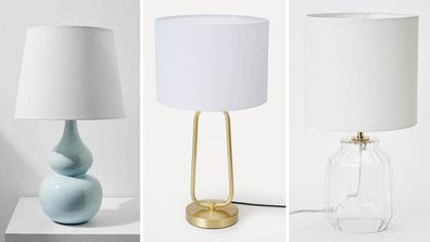 Table lamps under $50