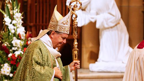 Archbishop Anthony Fisher said heterosexual marriage is the only relationship that should be recognised by the state. (AAP)
