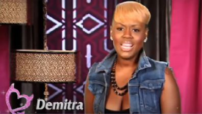 Demitra 'Mimi' Roche on 'Bad Girls Club'.