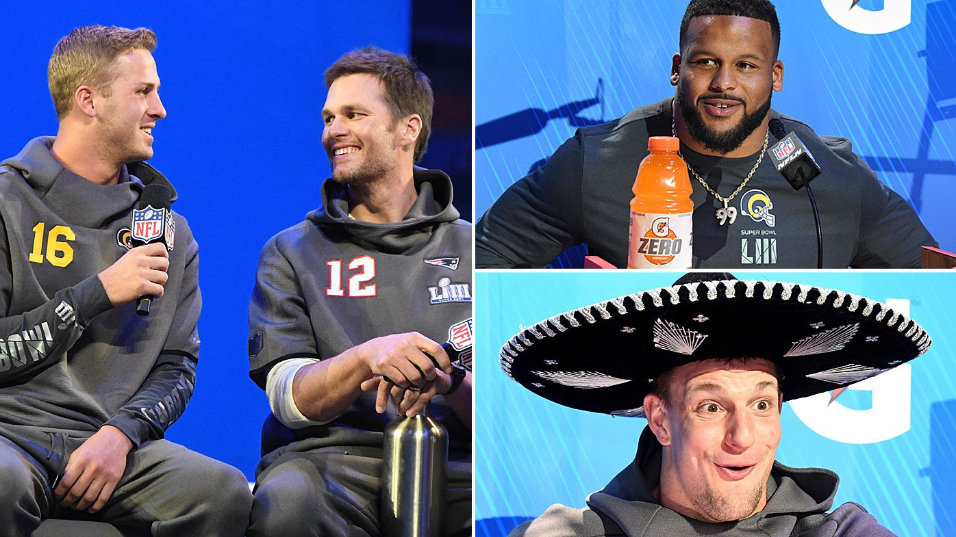 The best and worst of Super Bowl LIII Opening Night aka Media Day