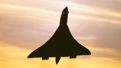 Supersonic Travel