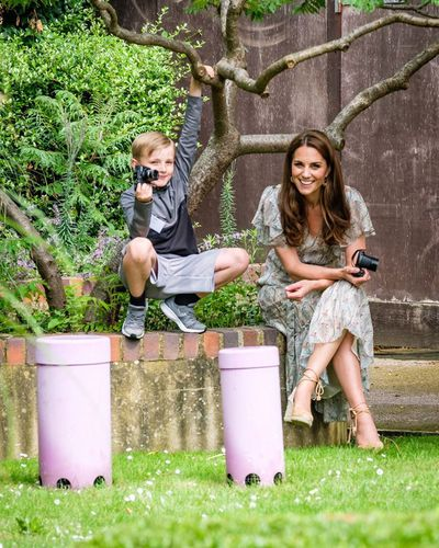 Kate celebrates World Photography Day, August 2019