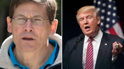 Ex-CIA boss calls Trump 'unwitting agent' of Russia