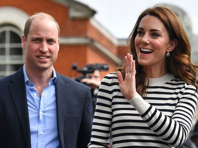 The Duke and Duchess of Cambridge to visit Pakistan