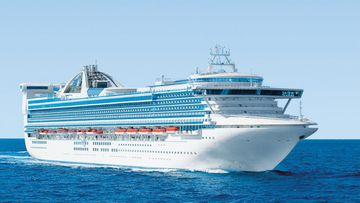 Passenger's death on cruise ship 'not suspicious'