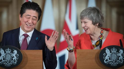 Japan has some major employers in the UK, such as Nissan and Honda, who could be affected by a no-deal.