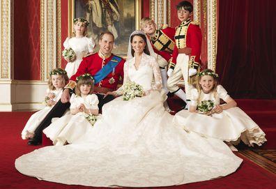 Bridal party of the 2011 Royal Wedding