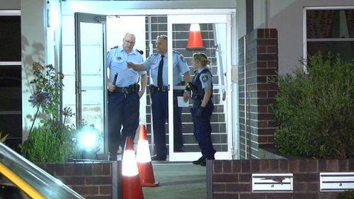 Man shot during violent home invasion in Sydney's west