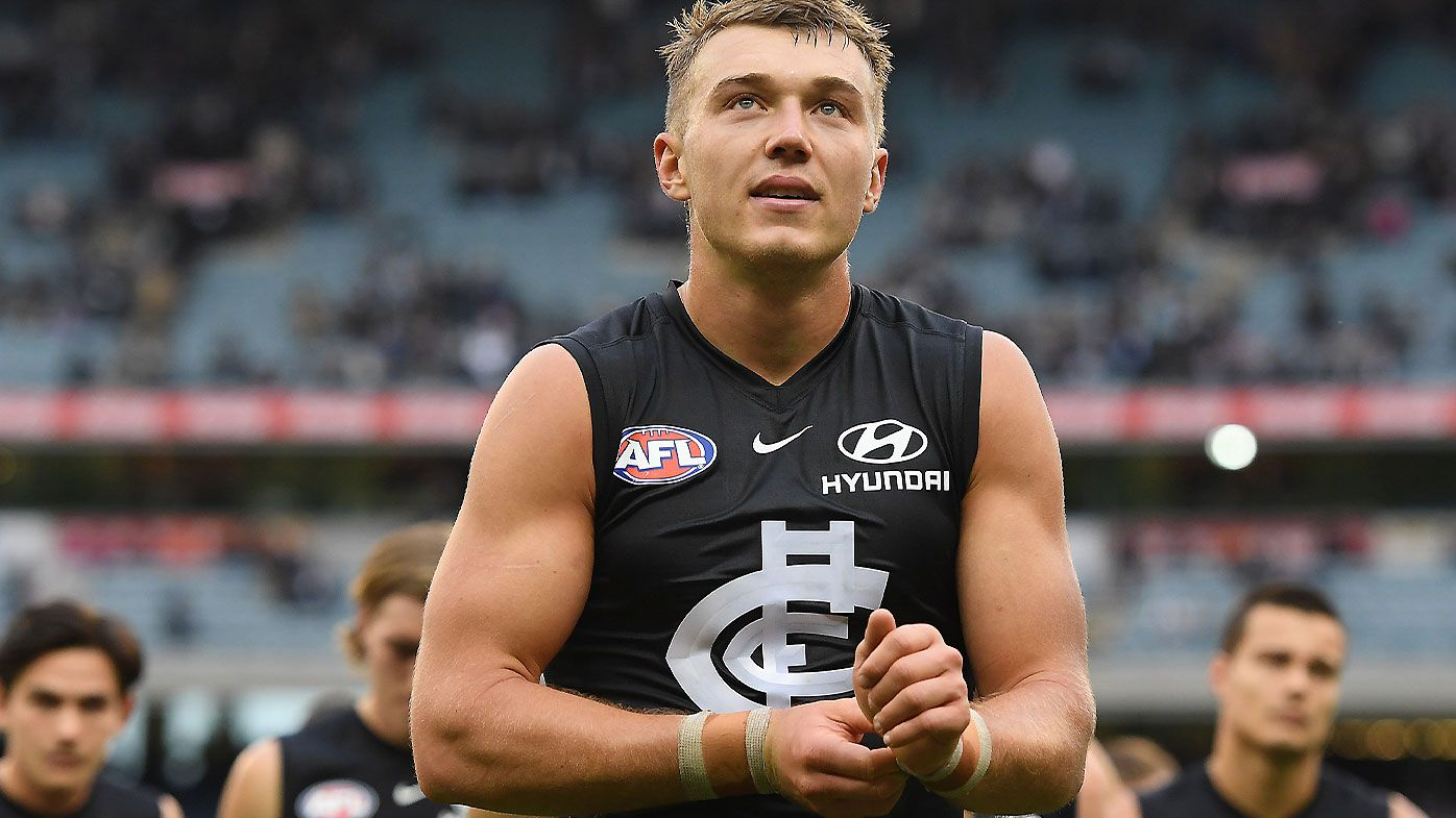 Matthew Lloyd suggests Zac Williams could be the perfect fit next to Patrick Cripps at Carlton