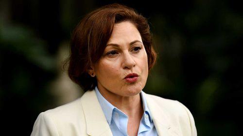 Queensland's Deputy Premier Jackie Trad.