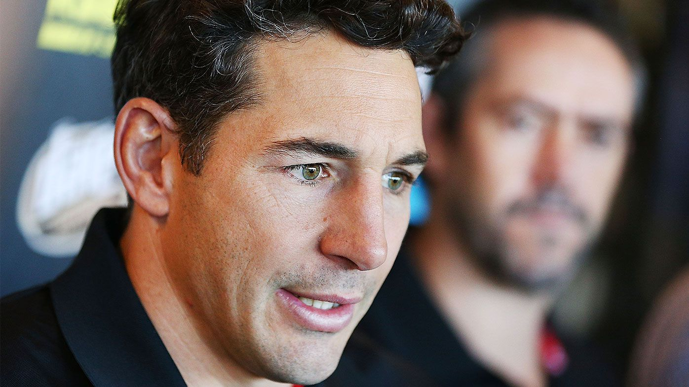 Billy Slater praised for instant impact in leadership role at St Kilda