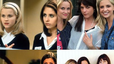 TV and movie cast reunions: Nostalgic photos to give you all the feels