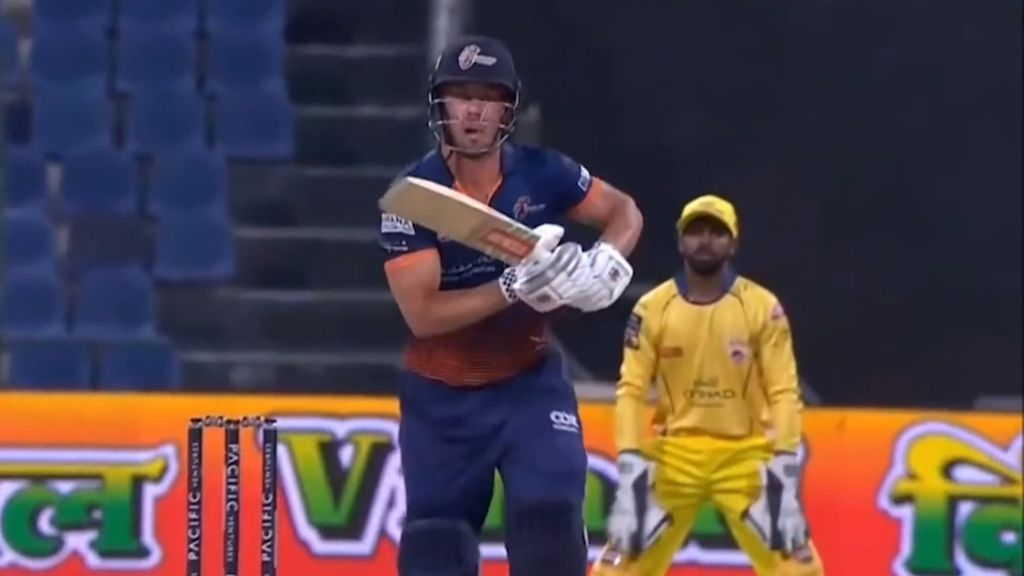 Chris Lynn smashes world-record T10 score in Abu Dhabi days after IPL axing