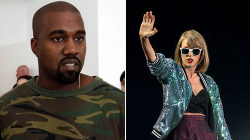 Kanye West name drops Taylor Swift in new song, claiming he 'made that b---h famous'