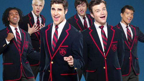 Glee, Darren Criss, The Warblers