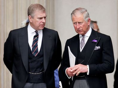 Prince Charles was reportedly at the dinner at Sandringham.
