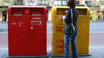 Australia Post is heaving with record volumes of post and parcels.