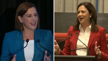 Queensland leaders launch campaigns ahead of early election voting opening
