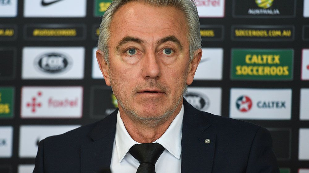 'Aussie Bert' question sparks backlash at Socceroos press conference