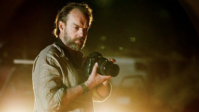 Hugo Weaving stars as Dan Fisher, a war photographer.