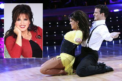 2007 also saw Marie Osmond drop an impressive 14kgs.