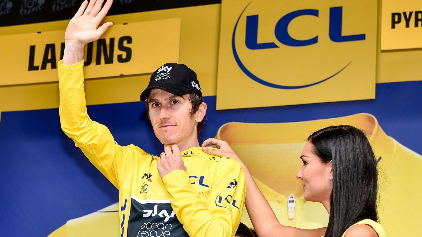 Geraint Thomas a step closer to historic Tour de France victory