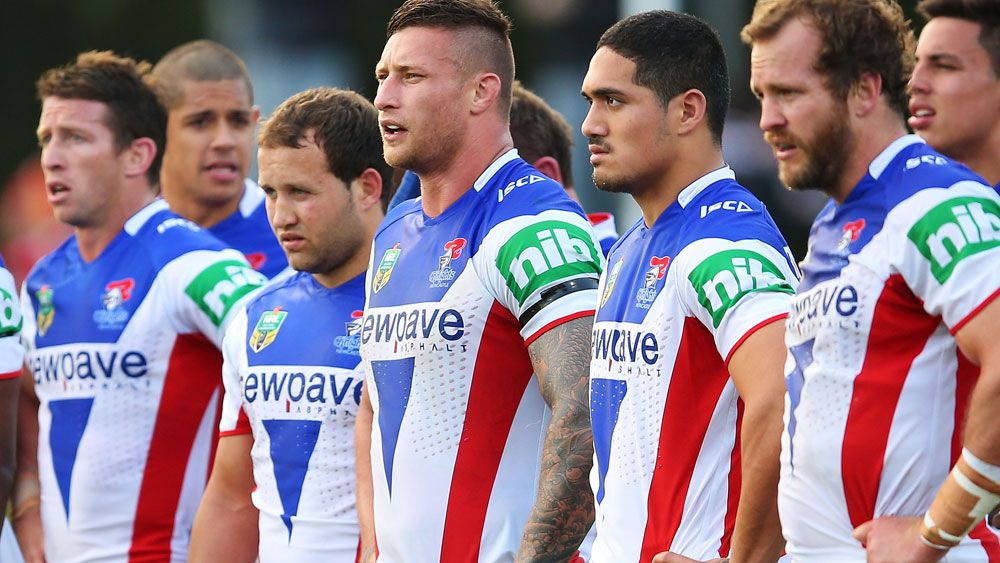 Newcastle Knights.(Getty)