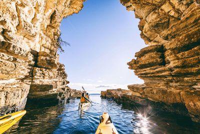 6. Hobart Kayak Tour, Hobart, Tasmania