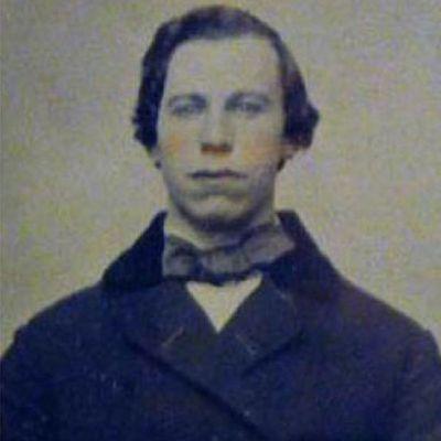 <p>Unknown Civil War-era dude</p>