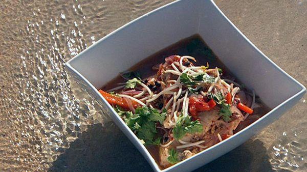 One-pot chilli snapper
