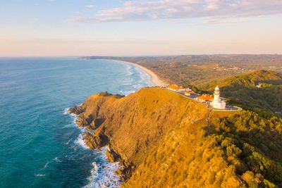9. Cape Byron Lighthouse, Byron Bay, New South Wales