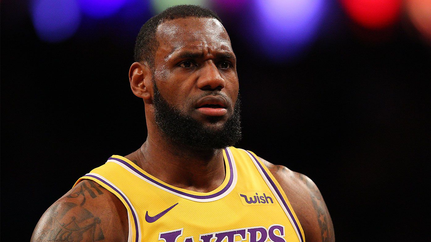 e49a2030ffa8 LeBron James discusses potential Carmelo Anthony move to Los Angeles ...