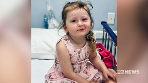 Doctor Mat Dun and his GP wife were devastated when their little girl was diagnosed with an incurable cancer.