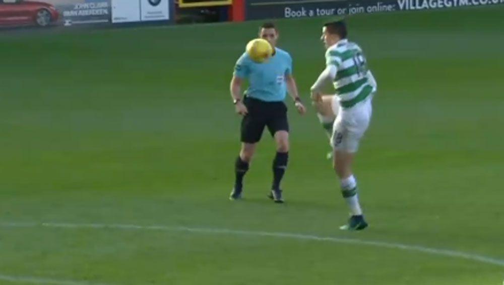 Rogic scores winner for Celtic