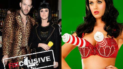 EXCLUSIVE! Katy Perry's stylist BFF Johnny Wujek reveals the perils of dressing her 'large bust'