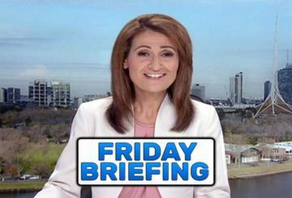 Friday Briefing