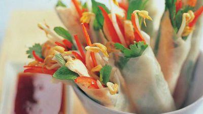 """<a href=""""http://kitchen.nine.com.au/2016/05/18/02/04/vietnamese-rice-paper-rolls"""" target=""""_top"""">Vietnamese rice paper rolls</a> recipe"""