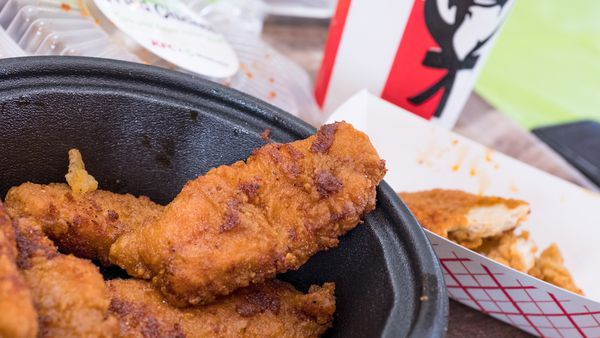 KFC trial new fried 'chicken' with Beyond Meat