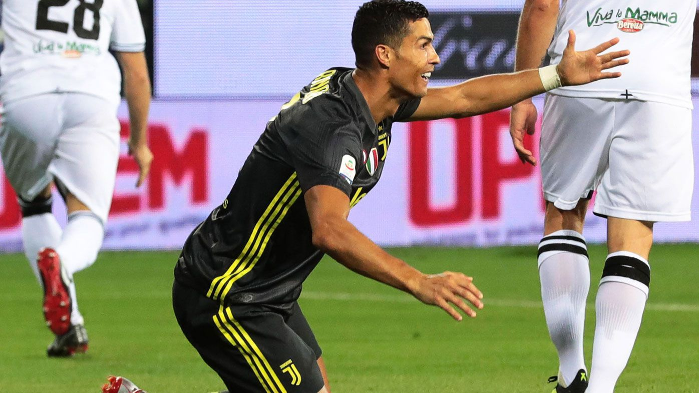 Another Ronaldo blank in another Juve win