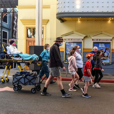 Queensland Health and Queensland Ambulance Service