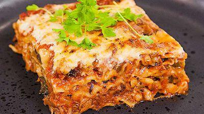 Justine Schofield's slow-cooked duck lasagne