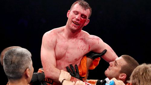 Jeff Horn gains revenge over Michael Zerafa with dramatic points win