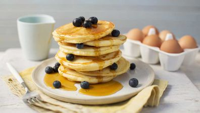 Ultimate easy pancakes