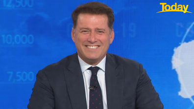 Stefanovic's attempt at flattery fell short with the NSW Premier this morning.