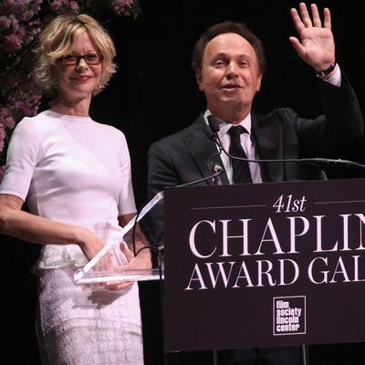 Meg Ryan and Billy Crystal: Now…