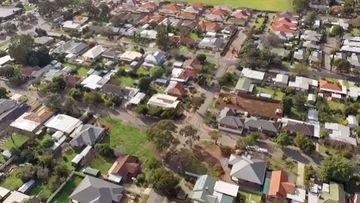 Generic shot of housing.