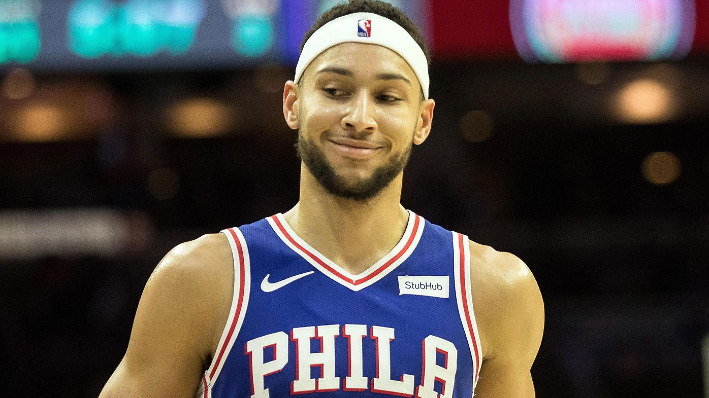 Philadelphia 76ers star Ben Simmons snubbed as NBA All-Star starter